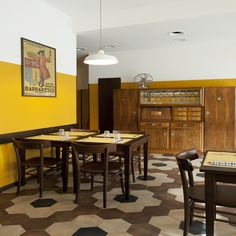 Trippa's restaurant - Milano #Firenze and #Creta collections