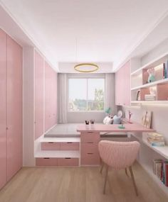 Small Room Design Bedroom, Small House Interior Design, Girl Bedroom Designs, Room Ideas Bedroom, Home Room Design, Bed Room, Bedroom Ideas For Small Rooms, Small Teen Room, Cozy Bedroom