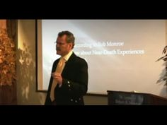 The Relationship Between NDEs and OBEs. Scott Taylor at Monroe Institute - YouTube
