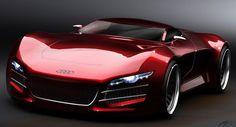 Audi-R10-0 concept