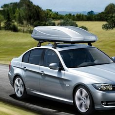 BMW Roof Box 460 Car Bike Rack, Roof Box, Bmw Parts, Auto Accessories, Trailers, Dream Cars, Camper, Boxes, Vehicles