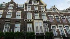 Paseando en Ámsterdam