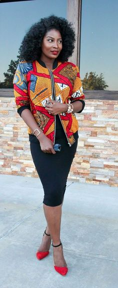 trendy Ankara jackets Be the talk of the town in super stylish African print clothing? Check out this post for over 20 trendy Ankara print jackets that can be worn in a plethora of ways. So many amazing styles in one place. African Fashion Ankara, Ghanaian Fashion, African Inspired Fashion, African Print Fashion, Nigerian Fashion, Nigerian Clothing, Africa Fashion, Fashion Men, African Print Clothing
