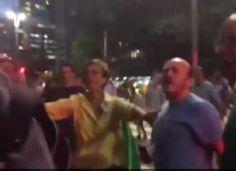 Moro, um casal foi espancado na Paulista por não gritar Fora Lula Era essa a ideia? Por Kiko Nogueira