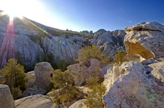 Love this! City of Rocks, an IDAHO lost treasure... inviting huh? This is a perfect destination for a Camping road trip or RVing with the family! Take a peek a the state's top Campgrounds & RV Parks!