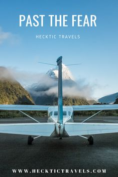 Our flight from Wanaka to Milford Sound with Southern Alps Air will go down as one of the best excursions we've ever done. Visit New Zealand, Milford Sound, South Island, Alps, Wind Turbine, Past, Southern, Travel, Past Tense