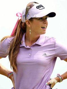 Paula Creamer sexiest golfer on the planet? | arguss1 | Flickr Golf Fashion, Sport Fashion, Paula Creamer, Lpga Golf, Cute Golf Outfit, Sexy Golf, Woods Golf, Female Athletes, Ladies Golf