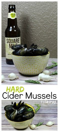 This mussels recipe is shockingly quick to make and has a unique base - hard cider! Once you've given this a try, it might become your next last-minute staple for entertaining! (via @FITaspire)