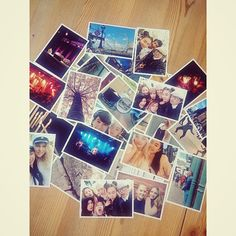 Had some 32 precious #memories printed and sent home 📷 They're going up the wall! 💞 #smartphoto #photography #photos…