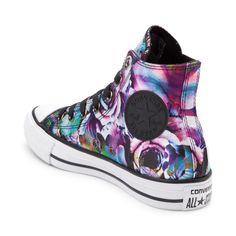 f6da078557a Converse Chuck Taylor All Star Hi Dead Floral Sneaker