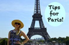 Elämää liikunnalla: Vinkkejä Pariisiin matkustaville