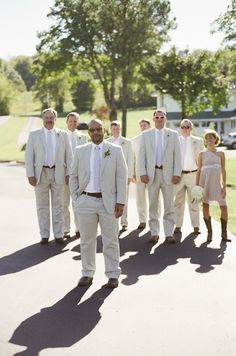 Non-Traditional Bridal Party Options: How 3 Nashville Brides Selected a Mix of Maids and Men | Nashville Wedding Guide for Brides, Grooms - Ashley's Bride Guide