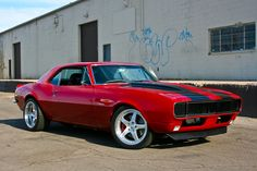 1967 Camaro...Brought to you by agents at #HouseofInsurance in #EugeneOregon for #LowCostInsurance.