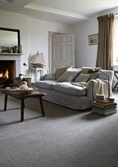 Image Result For Grey Carpet Lounge Room English Farmhouse