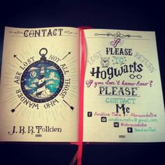 Ameline Mella of the FB Bullet Journal Junkies group made this - contact page for bullet journal!! follow up!!