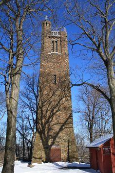 bowman's tower   Bowmans Tower