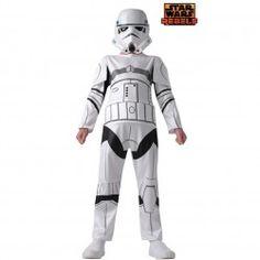 Disfraz  Storm  Trooper infantil. Entra en  mercadisfraces tu tienda de   e6d78484d84