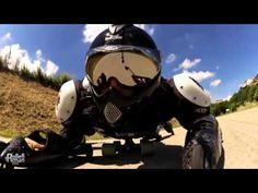 CISTERNA introduced and RUN on music, Jean Yves Blondeau, ROLLERMAN - YouTube
