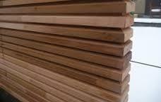 Afbeeldingsresultaat voor tuinafsluiting hout