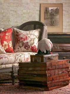ZsaZsa Bellagio – Like No Other: House Beautiful, Rosy Red