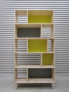 Jetson Bookcase From Adam Sinclair Furniture