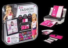 Nib Barbie Fashion Design Maker With Barbie Doll Gift Set Mattel Dollswithclothingaccessories Doll Gift Barbie Fashion Barbie Dolls