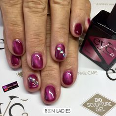 #evobybiosculpture #ironladies #edith #reflectiveline #biosculpturenails #paphosnails #biosculpturebytheresa #kissonerga