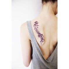PAPERSELF Rosy and Daisy Temporary Tattoo for festivals We Koko | WE KOKO Fashion Brand