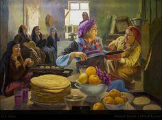 البيت الريفى للفنان وليد ياسين