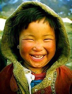 I love a child's smile*