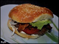 Domáci hamburger