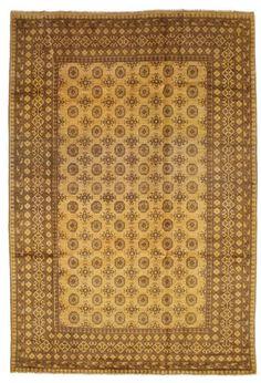 Afghan Natural-matto 197x291