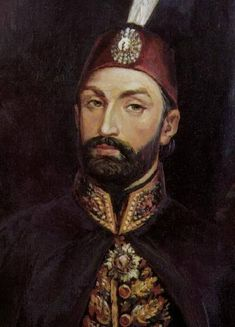 Sultan Abdülmecid I ruled the Ottoman Empire from 1823 to He was most famous for his efforts in trying to unite and modernize the Ottoman Empire through the Tanzimat reforms. Sultan Ottoman, Man Of War, Principles Of Design, Elegant Man, Ottoman Empire, Yesterday And Today, Ancient Rome, 14th Century, Illuminated Manuscript