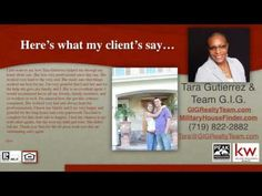 http://ift.tt/2df1lmN #1 Sales Agent in Briargate.   Tara Gutierrez & Team G.I.G. believe that the future of Real Estate lies in technology and in service  and the future of real estate is now. We are a team of leaders who have broken new grounds in the world of Real Estate; we have been functioning with an exceptional commitment in our field with strength  credibility  quality  and innovation. Team G.I.G believes in giving the very best to our clients and know a home is not defined by the…
