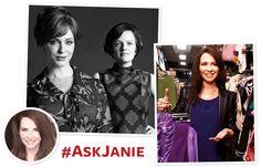 Janie Twitterview - twitter interview with mad men costume designer janie bryant... #madmen