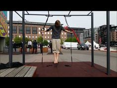 Street Workout & Calisthenics in tufteparken