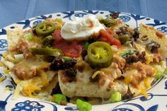 Jan 29: National Corn Chip Day | Chi-Chi's Beef Nachos Grande: The ultimate way to love the mighty corn chip!