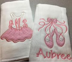 Items similar to Personalized Burp - Set of two Burp cloths - One burp cloth will have a monogram of your choice. on Etsy Baby Burp Cloths, Burp Cloth Set, Baby Bibs, Machine Embroidery Projects, Embroidery Designs, Custom Embroidery, Prefold Diapers, Baby Monogram, Free Monogram