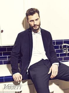 Jamie Dornan asked Robert Pattinson for advice ahead of 50 Shades Of Grey film | Daily Mail Online