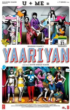 """Yaariyan (2014) Full Movie Cam Rip Torrent Download Link """"http://myworld4download.com/2014/01/yaariyan-2014-full-movie-cam-rip-torrent-download-link/"""""""