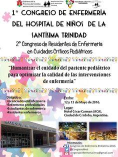 Enfermería de idas y vueltas: Congreso de Enfermería Pediátrica 2016