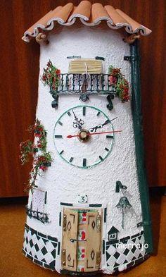 6 originales relojes   Aprender manualidades es facilisimo.com