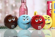 Cute USB Charger power bank M&M 8000mAh 3D portable external Battery Gift Candy #UnbrandedGeneric