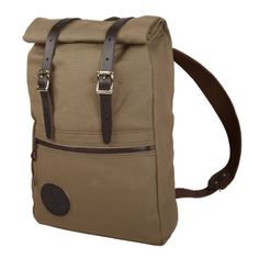 Duluth Pack RollTop Scout Pack    This is an Amazon Affiliate link. Read  more b53a70012d2c9