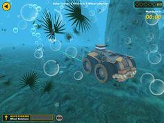 New Robot Virtual World: Expedition Atlantis