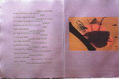 Libro de bibliofilia de Tàpies