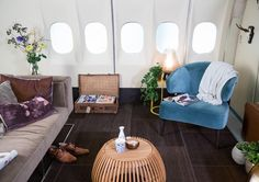 KLM x AIRBNB designed by TANK