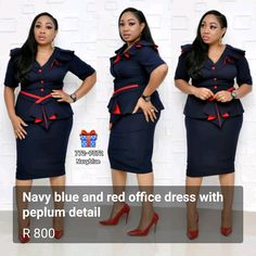 In stock: office and daywear
