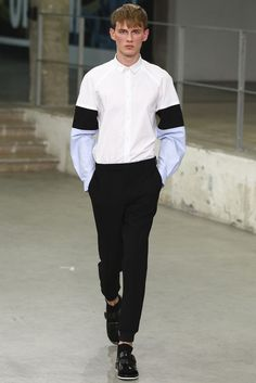 How to be fashion chic for men