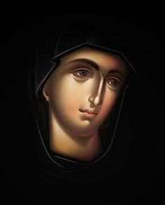 Virgin Mary, Madonna, Tattoos, Greek, Faith, Virgin Mary Art, Paintings, Fotografia, Orthodox Icons